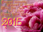 Happy New Year - Fragrant Moments