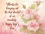 Happy Boss's Day