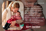 Birthday eCard For a Protective Daughter